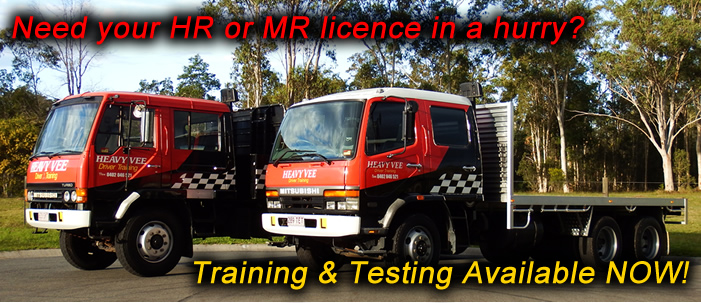 Gympie Truck Driver Training Noosa
